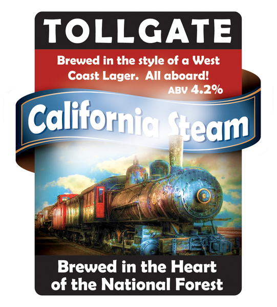 Tollgate Brewery California Steam