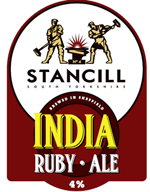 Stancill Brewery India Ruby Ale