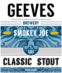 Geeves Smokey Joe