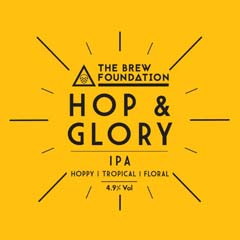 The Brew Foundation | Hop & Glory
