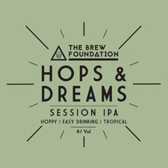 The Brew Foundation | Hops & Dreams