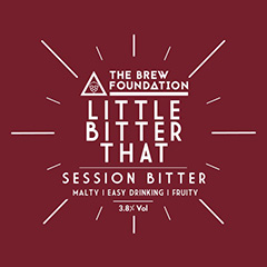 The Brew Foundation | Little Bitter That