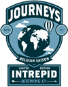Journeys Belgian Saison from Intrepid Brewing Co