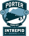 Porter from Intrepid Brewing Co