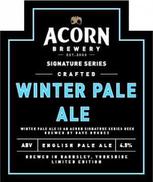 Acorn Brewery Winter Pale