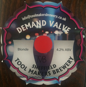 Toolmakers Brewery Demand Valve