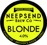 Neepsend Brew Co | Blonde