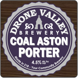 Drone Valley Brewery Coal Aston Porter