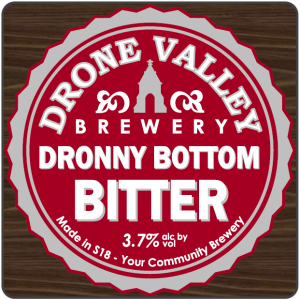 Drone Valley Brewery Dronny Bottom Bitter
