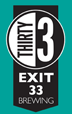 Exit 33 Brewing Logo