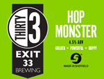 Exit 33 Brewing Hop Monster