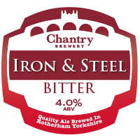 Chantry Brewery Iron and Steel Bitter