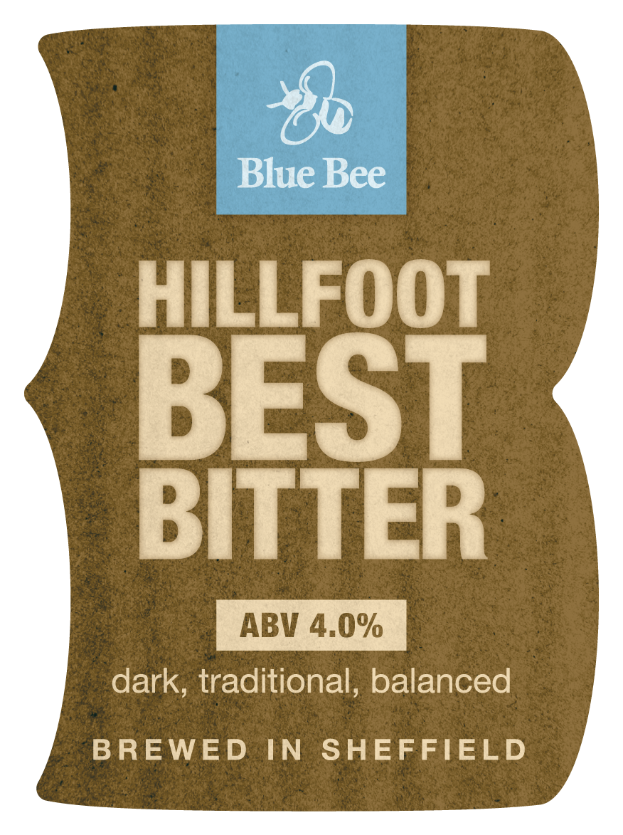 Blue Bee Brewery Hillfoot Best Bitter