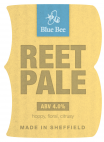 Blue Bee Brewery Reet Pale