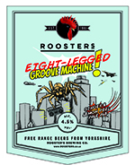Roosters | Eight Legged Groove Machine