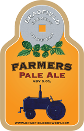 Bradfield Brewery | Farmers Pale Ale