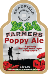 Bradfield Brewery | Poppy Ale