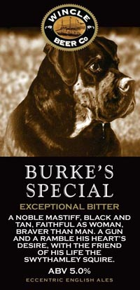 Wincle Beer Co | Burke's Special