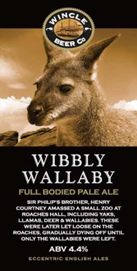 Wincle Beer Co | Wibbly Wallaby