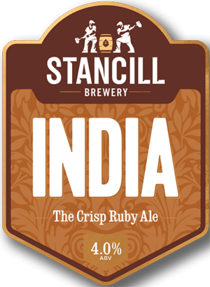 Stancill Brewery | India pumpclip
