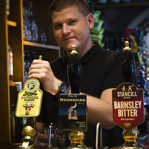 Job vacancies at The Norfolk Arms, Ringinglow