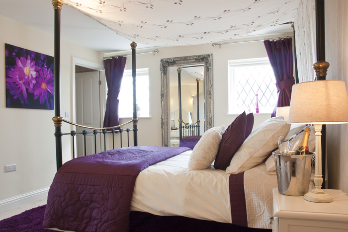 Wedding accommodation, room 8 - Mayfield View