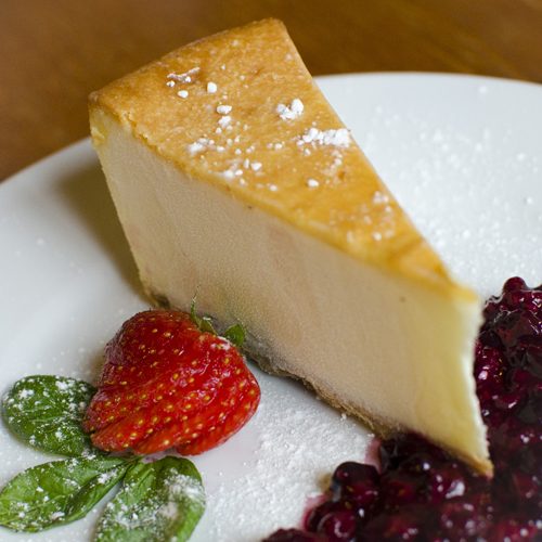 Wedding desserts - Cheesecake