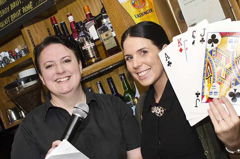 Wednesday is Quiz and Irish Bingo night at The Norfolk Arms