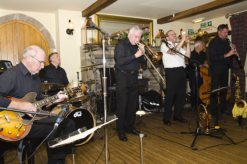 The Jazz Preservation Society live at The Norfolk Arms, October 2015