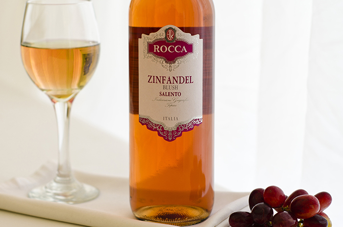 Rocca Estate Zinfandel Blush Salento